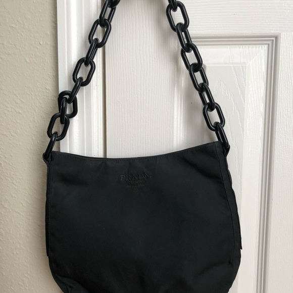 Vintage Prada Handbag. M 5ade027731a376fbbc2e230d bcbb9dd7049ab